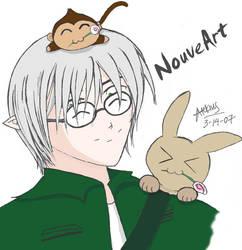 NouveArt by ShadowedArcher