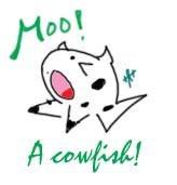 Cowfish by ShadowedArcher