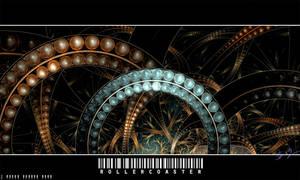 Rollercoaster by neonrauschen
