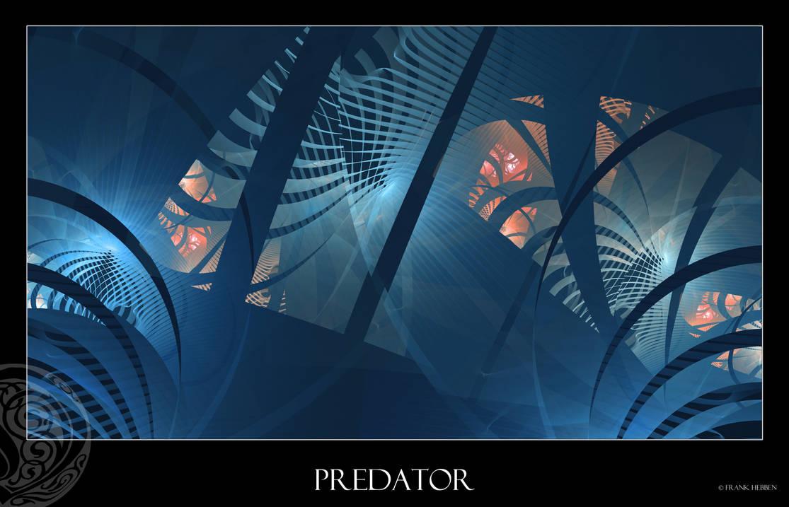Predator by neonrauschen
