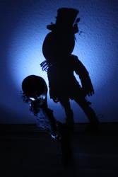 Blue Side Effect III by iigo
