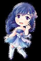 ALYS floraison version by Akuo-art