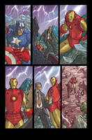 GiantSize Avengers Special p6 by DenisM79