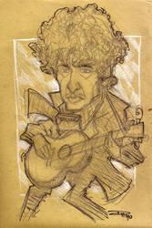 Bob Dylan by DenisM79