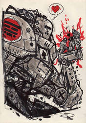 Robotto by DenisM79