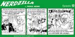 Nerdzilla - Episode 12 by DenisM79