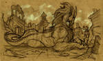 Mighty Creature - 2009 by DenisM79