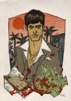 Scarface by DenisM79