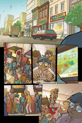 ARCADE BOY 1 - page 1 preview by DenisM79