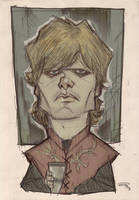 Games of Thrones - Tyrion Lannister by DenisM79