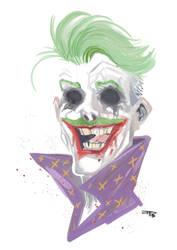 Joker retired by DenisM79