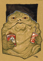 Jabba by DenisM79