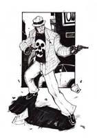Punisher 70s Vigilantes by DenisM79
