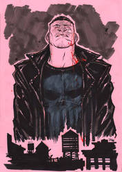 The Punisher by DenisM79