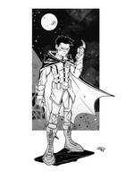 Teen Titans Rebirth - Damian by DenisM79