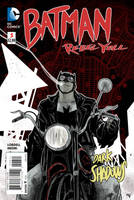 Batman Rebel Yell project by DenisM79
