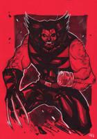Wolverine - Age of Apocalypse by DenisM79