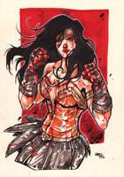 Wonder Woman by DenisM79