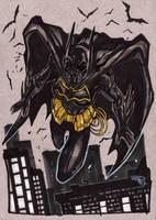 Batgirl by DenisM79