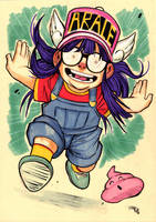 Arale by DenisM79