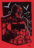 Batman by DenisM79