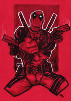 Deadpool by DenisM79