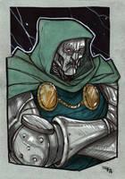 Doctor Doom by DenisM79
