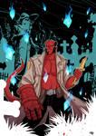 Hellboy by DenisM79