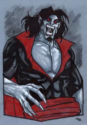 Morbius by DenisM79