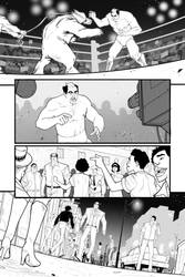 Real Pro Wrestling Stories - page preview by DenisM79