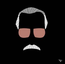 R.I.P. Stan Lee by DenisM79