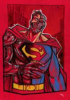 Cyborg Superman by DenisM79