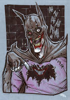 Bat-Joker by DenisM79