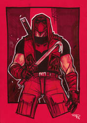 Red Hood by DenisM79