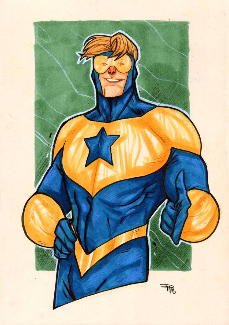 Booster Gold by DenisM79