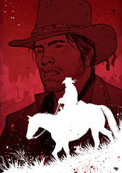 Red Dead Redemption 2 - Arthur Morgan by DenisM79