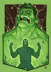 Hulk by DenisM79