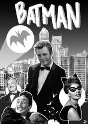 What if : Italian Batman by DenisM79