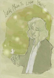 Tribute to Nick Drake by DenisM79