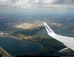 Heathrow airport EGLL by x-inna