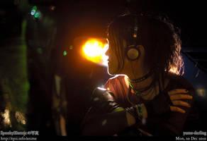 Cyberpunk by spooky-epiic