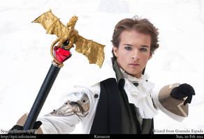 Granado Espada Wizard by spooky-epiic