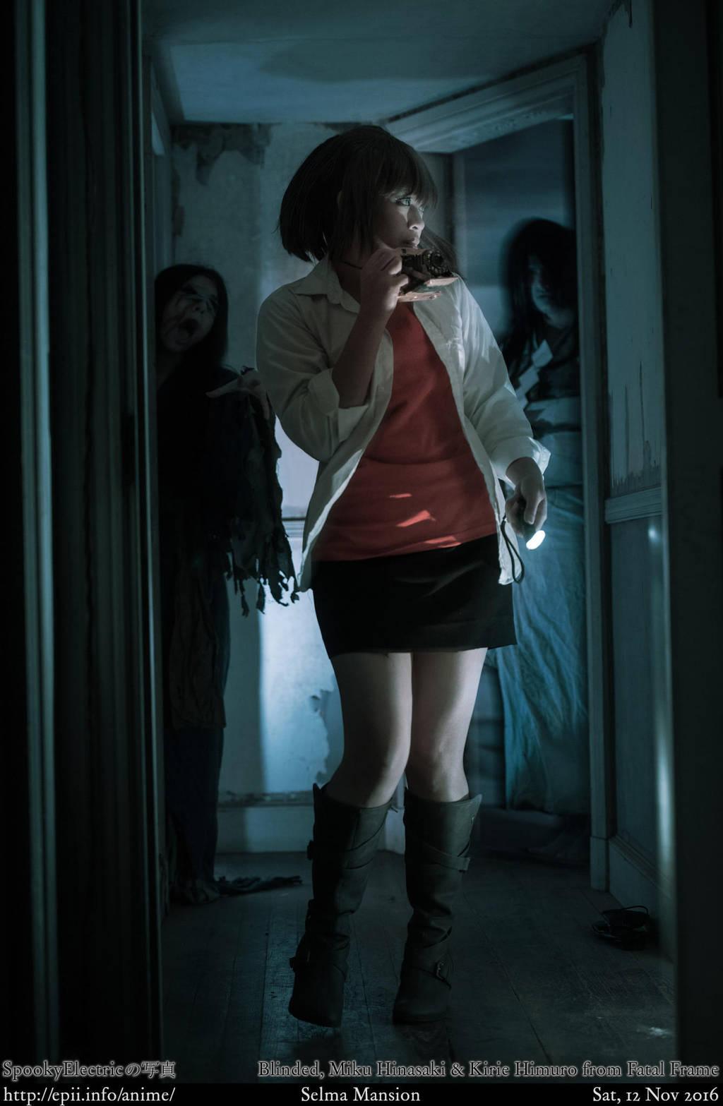 Fatal Frame by spooky-epiic