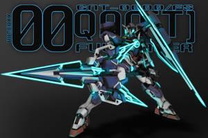 GNT-0000/FS 00 QAN[T] FULLSABER by romerskixx