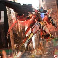 CB-0000G/C Reborns Gundam by romerskixx