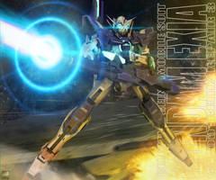 Gundam EXIA R3 - GN-001REIII by romerskixx