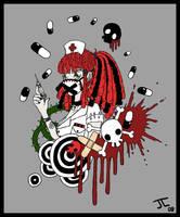 Dead Nurse by pookat
