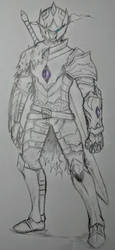 Knight of Death - Senket by Protosasyn