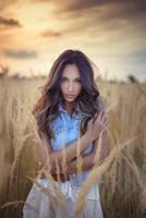 Ta Ti. Sunset by RavenaJuly