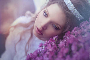 The Beauty Garden. Anna by RavenaJuly